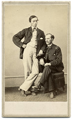 One of the Most Important Civil War Names You've Never Heard (Ron Coddington) Tags: newyork david infantry mail charles cartedevisite 72 parker scoville coddington armyofthepotomac facesofwar