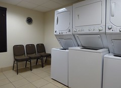 Laundry Night (Malcolm Bull) Tags: room laundry p1040592web