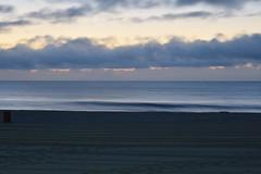 Stillness (nikolas.hample) Tags: ocean new sunrise seaside newjersey waves nj shore jersey njphotography