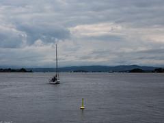 _9120103 Sailing on the Oslo fjord.jpg (JorunT) Tags: oslo akerbrygge båt 2015 nasjonal fotovandring