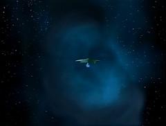 USS Enterprise NCC-1701-C (Guardian Screen Images) Tags: fiction 3 trek out star three rachel ship post c iii attack battle science class next garrett captain scifi klingon yesterdays ambassador enterprise ncc destroyed generation uss episode starship romulan garret outpost the garett garet 1701 ncc1701c enterprisec narrendra