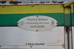 226 nameplate, Portlaoise, 28/9/15 (hurricanemk1c) Tags: irish train gm rail railway trains railways irishrail 201 nameplate generalmotors 226 portlaoise 2015 emd iarnród éireann iarnródéireann 0700heustoncork
