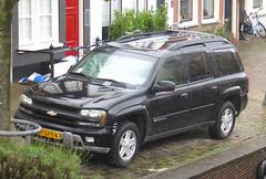 2003 Chevrolet TrailBlazer EXT 4.2 (rvandermaar) Tags: 2003 chevrolet trailblazer 42 chevrolettrailblazer sidecode7 01gpt4 ext rvdm