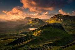 Dawn view from the Quiraing (GenerationX) Tags: sky mountains clouds sunrise landscape dawn scotland highlands isleofskye unitedkingdom scottish neil gb cleat barr gloaming trotternish landslip staffin quiraing storr lochcleap staffinbay biodabuidhe beinnmheadhonach beinnedra canon6d brogaig lochcleat lochleumnaluirginn cnocamheirlich tròndairnis sgurramhadaidhruaidh roundfold kvirand ancarnliath tobarnacurra