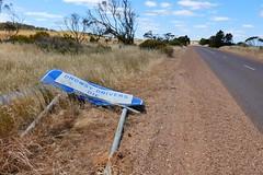 oops! (Con_Pyro) Tags: australia outback southaustralia arid fuij eyrepeninsula gawlerranges xpro1 conpyro