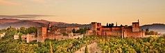 The Alhambra. Granada Spain (Marc Cusco) Tags: viaje espaa vacances andaluca spain alhambra granada arabe vacaciones albaicn alambra espanya 2015