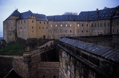 """Elbsandsteingebirge (184) Festung Königstein Georgenburg/Streichwehr • <a style=""""font-size:0.8em;"""" href=""""http://www.flickr.com/photos/69570948@N04/22621417701/"""" target=""""_blank"""">View on Flickr</a>"""