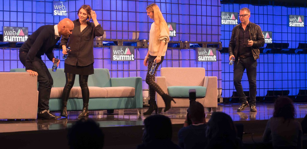 THE WEB SUMMIT DAY TWO [ IMAGES AT RANDOM ]-109850