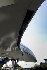 Concorde (Caz Ann) Tags: aircraft concorde britishairways brooklandsmuseum