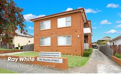 7/252 William Street, Kingsgrove NSW
