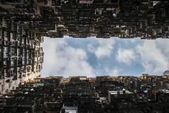 Dizzying Place (fredMin) Tags: china city travel building architecture hongkong bay fuji place fujifilm fujinon quarry dizzying xt1