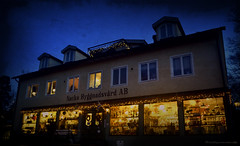 Pickers store. (Papa Razzi1) Tags: shop december sweden stockholm 2015 bjrkns 6282 346365 nackabyggnadsvrd