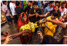 _DSC6290_96dpi (Amritendu Das) Tags: travel woman india color festival river indian ritual riverbank jamshedpur bihar jharkhand chhath incredibleindia subarnarekha subarnarekhariver chhathpuja