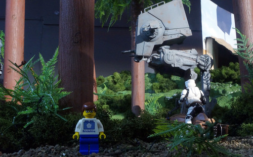 Brickie and The Battle Of Endor
