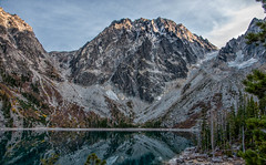 North Cascades Giant (CHEEZMAN) Tags: mountains washington pass cascades backpack alpinelakes dragontail colchuck enchantments asgaard