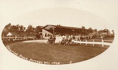 Columbia Co Fair Chariot Race, 1908