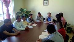 Atendimos el asunto relativo al predio donde se construyó la tienda @Coppel de Juxtlahuaca, se presentaron instancias del Sector Agrario (2)