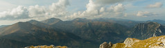 Tatry Zachodnie z Ciemniaka (czargor) Tags: tatry nature mountians mountainside tatra mountains czerwone wierchy