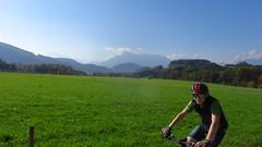 um den Obertrumersee (twinni) Tags: mw1504 16102016 trekkingbike trekkingbiketour salzburg austria sterreich flachgau seenland obertrumersee obertrum trumer julian cannondale superv super v 700