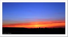 Atardecer (Lourdes S.C.) Tags: atardecer cielo contraluz puestadesol ocaso provinciadejan