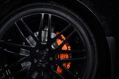 Details (Stingray01) Tags: russia rare rarecar ru range rangerover rain car cars wheel wheels nikon night tamron sigma 2016 autumn brabus startech tuning black