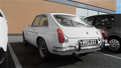 MGB GT (Marty's White Suit) Tags: britishcars britishmotors cars classiccars motors mgbgt oldcars transport ukcars vehicles gtcars