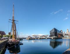 DSC_1123 (Andrew J Horrocks) Tags: liverpool pierhead albertdock liverbuilding portofliverpool mersey museumofliverpool ferry townhall
