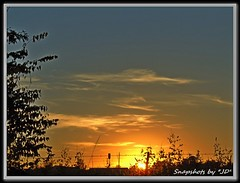 Oklahoma Sunset (Snapshots by JD) Tags: oklahoma sunset westville adair
