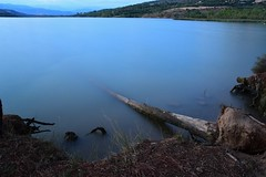 Serenidad. (A.Ayuso) Tags: nocturna nature naturaleza tremp lleida espaa spain catalua lago landscape