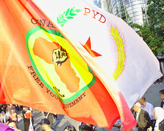 7 (afnpnds) Tags: kurdischejugend kurdistan demonstration hannover niedersachsen abdullahcalan international solidaritt 2016
