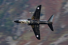RAF Hawk T.1 XX189 low level at Thirlmere (NDSD) Tags: low level bae systems hawk t1 dunmail raise lake district cumbria thirlmere flying jet raf