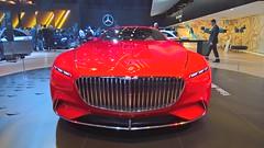 Mercedes maybach vision 6 02 (benoit.patelout) Tags: mondial automobile paris 2016 mercedes maybach vision 6