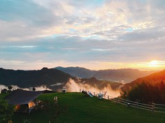Sunset () Tags: iphone6s nature mountain camping beautiful love sunset