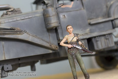 6th_doro_off_7-83 () Tags: dorooffexhibition dorooff 6dorooff          toy hobby figure model plasticmodel