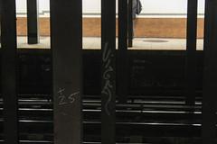 Vize (NJphotograffer) Tags: graffiti graff new york ny city subway station vize