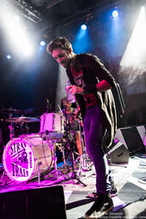 STRAY TRAIN - Alcatraz, Milano 19 October 2016  RODOLFO SASSANO 2016 6 (Rodolfo Sassano) Tags: straytrain concert live show alcatraz milano barleyarts slovenianband hardrock bluesrock lukalamut nikojug viktorivanovic juregolobic bobanmilunovic
