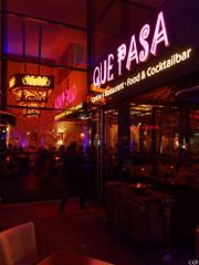 QUE PASA (Reise-, Natur- und Makrofotografien) Tags: quepasa berlin potsdamerplatz nacht night leica 15mmf17 panasonic gx8 lumix