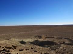 Autumnal steppe (tom_2014) Tags: steppe desert landscape sky grassland plain hill view sun grass asia centralasia uzbek uzbekistan wild dry travel ecosystem