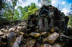 Blocks (Arbron) Tags: cambodia taprohm asia2015 rajavihara siemreap temple   krongsiemreap kh
