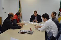 Secretrio com deputado estadual de Arroio Grande (Lucas Redecker) Tags: lucasredecker secretrio arroio grande deputado estudal