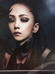 Pshycal Single_Dear Diary - Fighter (8) (Namie Amuro Live ) Tags: namie amuro  deathnote fighter jacketsscans singlecover
