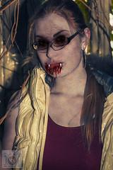 vampir (chrisgarphoto) Tags: bitchy blumenundpflanzen blut brnett city color dessous fashion frau herbst lostplace menschen mode monster natur outdoor personen portrts scifi sexy streetfashion untod vampir wald walkingdead winter
