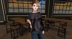 (Phoenix Adored) Tags: secondlife androgynous femboy