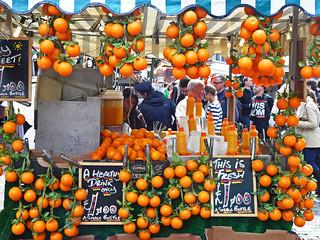 Naranjas en Portobello: #EXPLORE 135# (2016.11.11)
