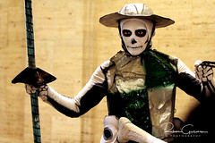 Day of the Dead 2016 77 (part 1) (Ruben Gusman Photography) Tags: thenelsonatkinsmuseumofart mariachis diadelosmuertos dayofthedeadskulls skeletons death donquioto kansascity