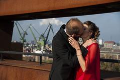 DSC_2163 (tonderys) Tags: polish wedding couple european solidarity centre gdask poland love city