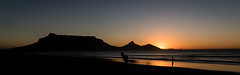 Sunset at Table Mountain (Explored) (RS0815) Tags: capetown southafrica tablemountain travel light sunset surf woodbridgeisland