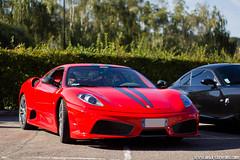 Baptme EAP 2009 - Ferrari 430 Scuderia (Deux-Chevrons.com) Tags: ferrarif430 ferrari430 ferrari f430 430 ferrari430scuderia ferrarif430scuderia scuderia sportcar sportive car coche voiture auto automobile automotive eap emotionautoprestige gt prestige