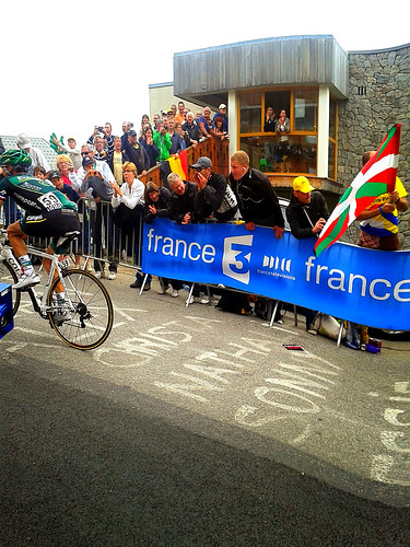 Tommy Voeckler's Arse
