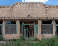 (el zopilote) Tags: tierraamarilla newmexico townscape architecture street signs smalltowns clouds canon eos 1dsmarkiii canonef24105mmf4lisusm fullframe